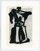 Untitled (Ref. No. 7 / Coffee Pot VII) by William Kentridge at Frances Keevil Gallery