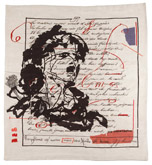 Diva by William Kentridge at Annandale Galleries