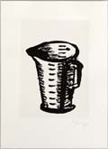 Rebus: Jug by William Kentridge at Annandale Galleries