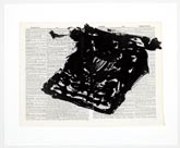 Universal Archive (Ref. 67) by William Kentridge at Annandale Galleries
