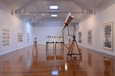 Install 3 by William Kentridge at Annandale Galleries
