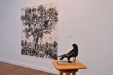 Install 6 by William Kentridge at Annandale Galleries
