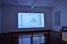 Second-hand Reading (Installation View) by William Kentridge at Annandale Galleries
