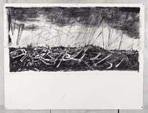 Untitled (Drawing from Wozzeck 43) by William Kentridge at Annandale Galleries