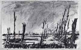 Untitled (Drawing from Wozzeck 62)  by William Kentridge at Annandale Galleries