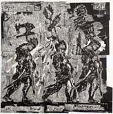 Mantegna by William Kentridge at Annandale Galleries