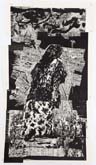 Widow of Lampedusa by William Kentridge at Annandale Galleries